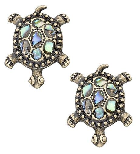 Серьги в виде черепах символика украшений