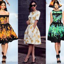 Типы женских фигур и одежда