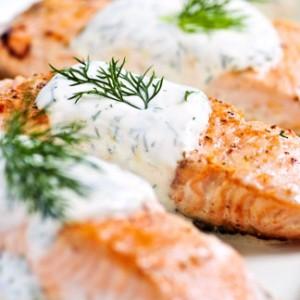 лосось в сливочном соусе | our-woman.ru