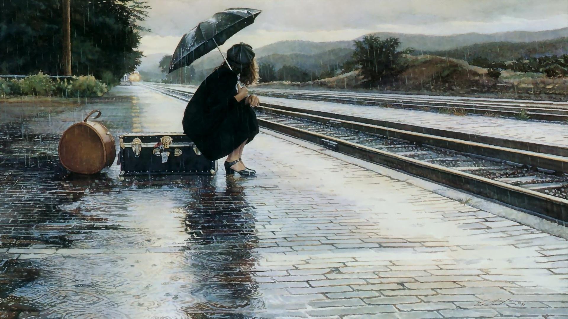одеться в дождь | our-woman.ru