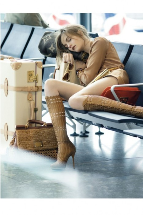 косметика в самолет | little-thing.ru
