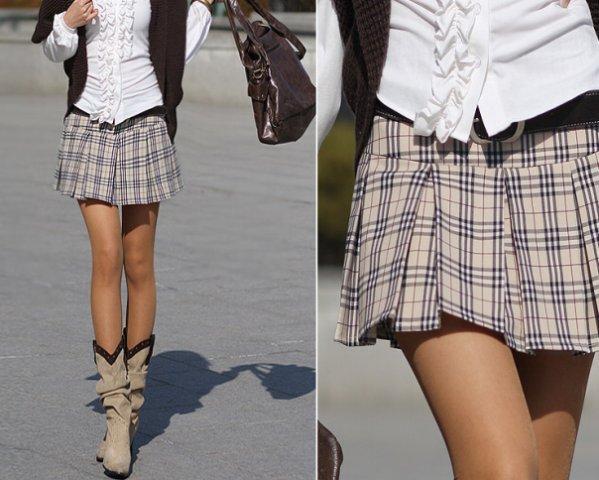 советы о моде одежда в клетку | little-thing.ru