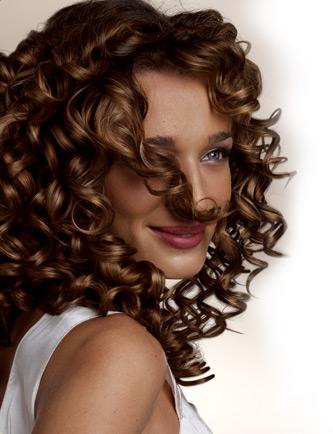 красивые кудрявые волосы | our-woman.ru
