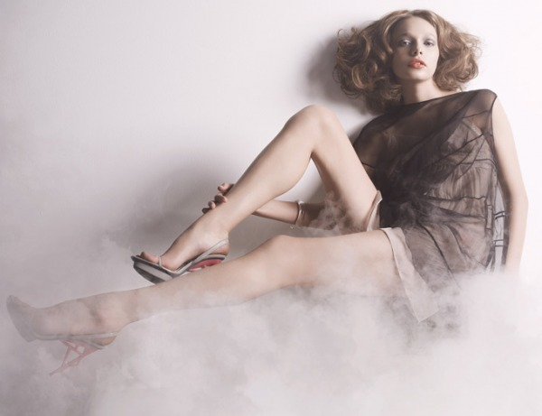 макияж с красной помадой | our-woman.ru