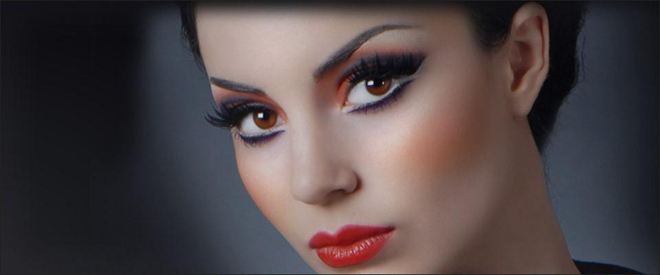 макияж зимой   our-woman.ru