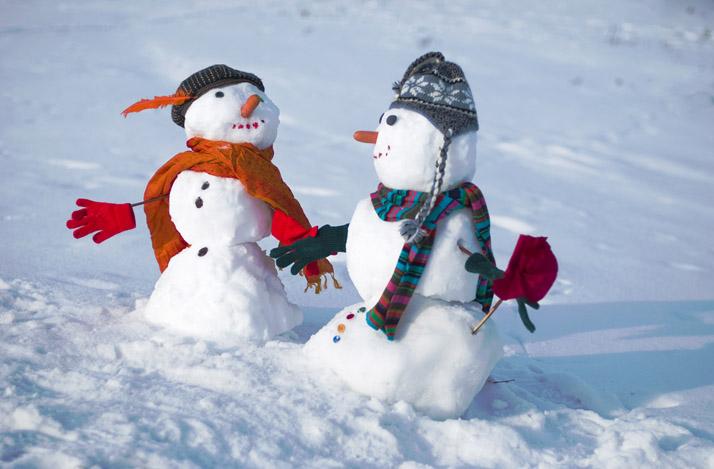 похудеть зимой | our-woman.ru