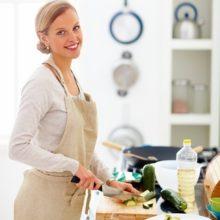 Полезные советы для женщин: идеи для маленькой кухни