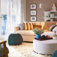 Полезные советы для женщин: как сделать гостиную уютной