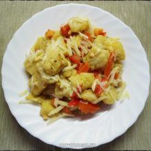 Рецепты вегетарианских блюд: картофельные ньокки