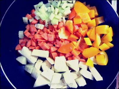рецепты вегетарианских блюд овощной рататуй | our-woman.ru