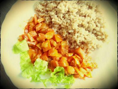 рецепты вегетарианских блюд овощной рататуй   our-woman.ru