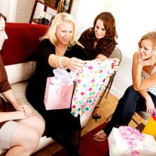 Полезные советы для женщин: «baby shower»-идеи