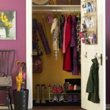 Советы для женщин: как хранить одежду и аксессуары