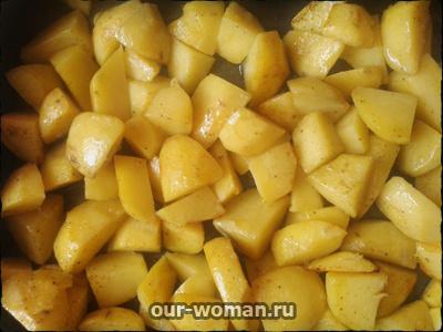 простые вегетарианские рецепты брокколи с картошкой | our-woman.ru