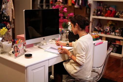 рабочее место в офисе | our-woman.ru