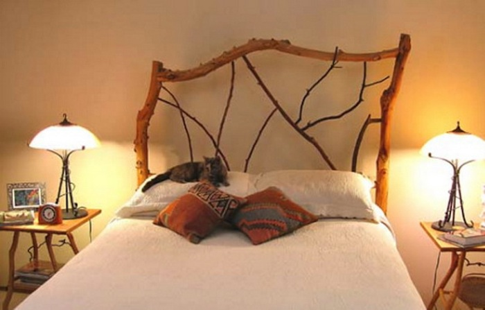 красивое изголовье кровати своими руками | our-woman.ru