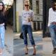 Советы по стилю: с чем носить джинсы-бойфренды