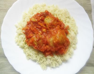 рецепт тефтелей с рисом фото   our-woman.ru