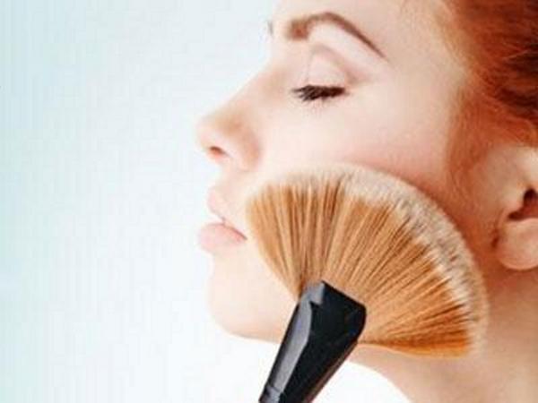 полезные советы для женщин  как наносить пудру | our-woman.ru