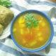 Рецепты вегетарианских блюд: суп с адыгейским сыром