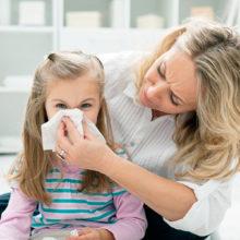 Полезные советы для женщин: что делать, если ребёнок простудился