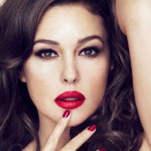 Полезные советы для женщин: макияж с красной помадой