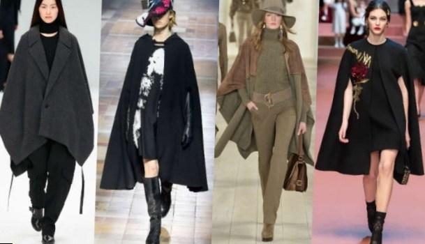 Модные пальто осень-зима_3