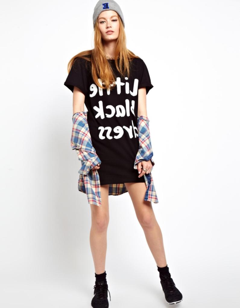 Платье футболка_6