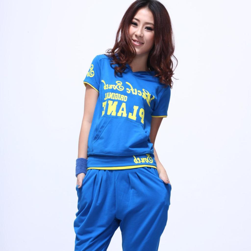 Спортивная женская одежда_9