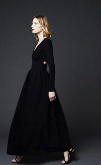 Фото через прозрачные платье 2