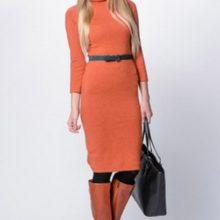 Сапоги под платье фото: Модные идеи