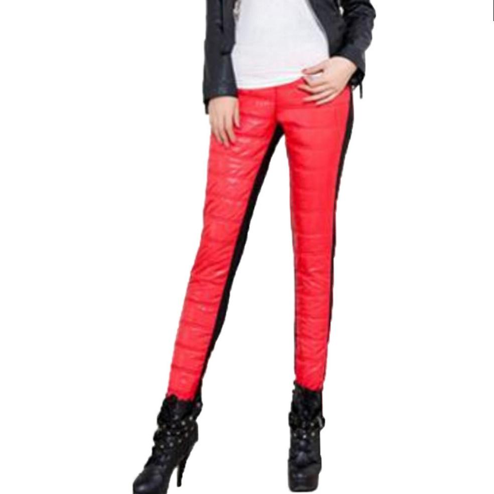женские теплые брюки_3
