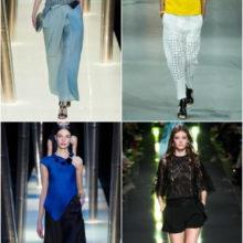 Модные женские блузки 2016