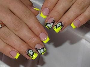 шеллак рисунки на ногтях 2016 фото новинки