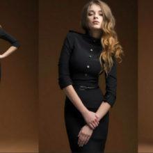 Платья 2017 года модные тенденции фото