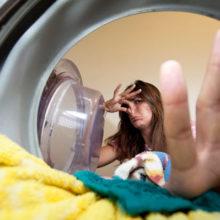 В стиральной машине появился неприятный запах?