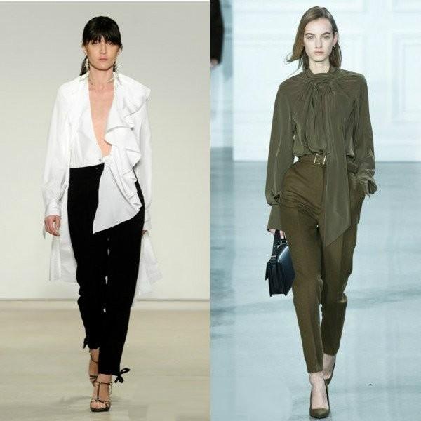 Мода весна 2017 брюки женские пальто женское демисезонное интернет магазин