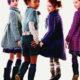 Коллекция детской одежды  осень-зима : Бенеттон 2017 года