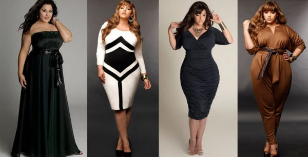 летние платья для полных женщин 2016 фото2