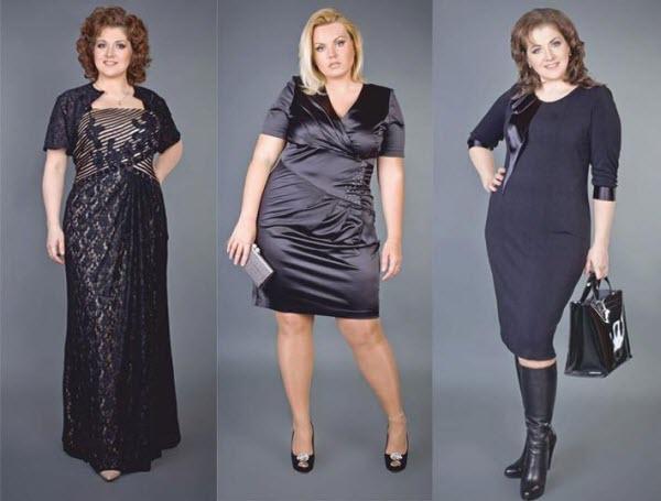 летние платья для полных женщин 2016 фото5
