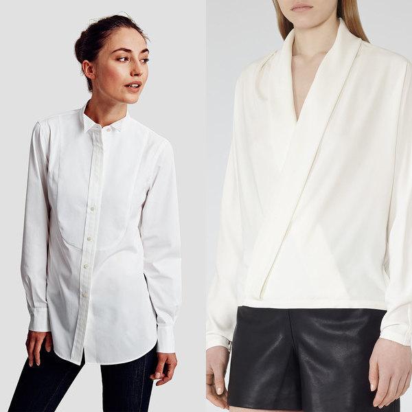 Блузки 2017 года модные тенденции весна