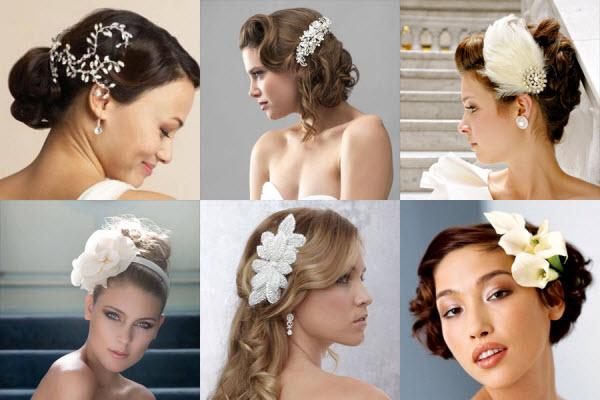 аксессуары для невесты свадебные