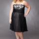 Вечерние платья для полных женщин 2015 фото