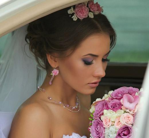Свадебная бижутерия для невесты