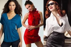 одежда по типу фигуры | our-woman.ru