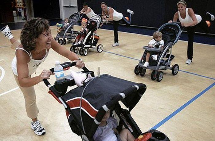 как похудеть после родов | our-woman.ru