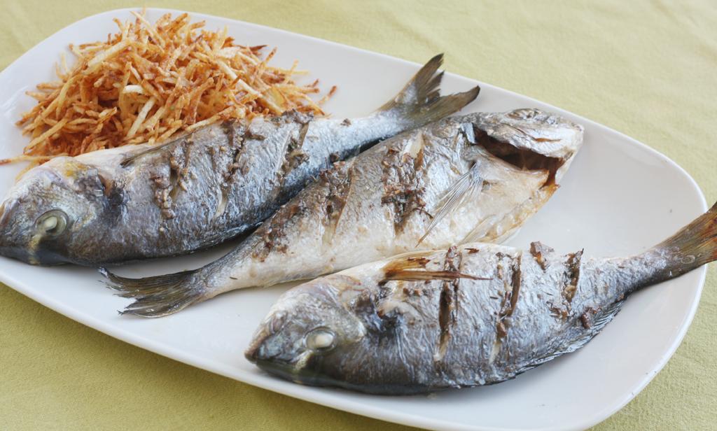 технология приготовления рыбы   our-woman.ru