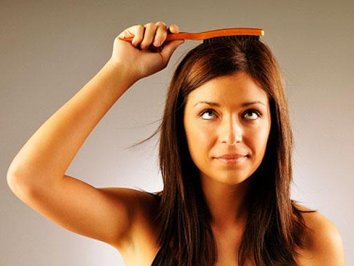 сильное выпадение волос   our-woman.ru