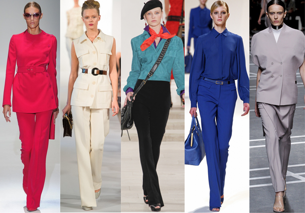 Модные брюки 2014 года