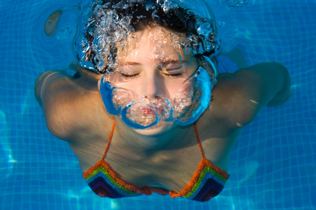 польза бассейна | our-woman.ru
